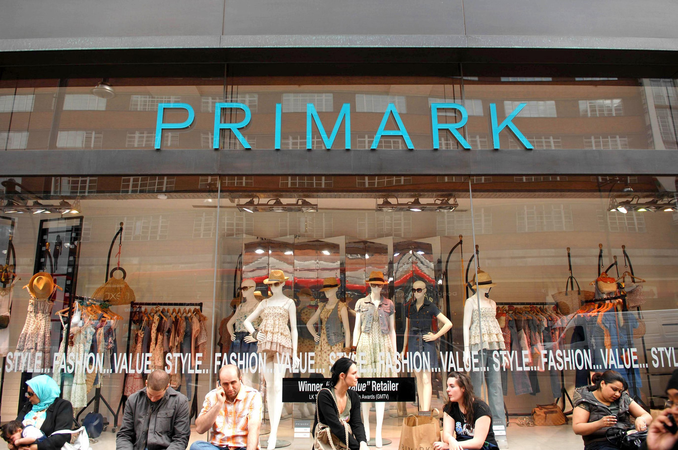 e824f87fd1b60 The woman who helped build Primark reveals why the store doesn't sell online