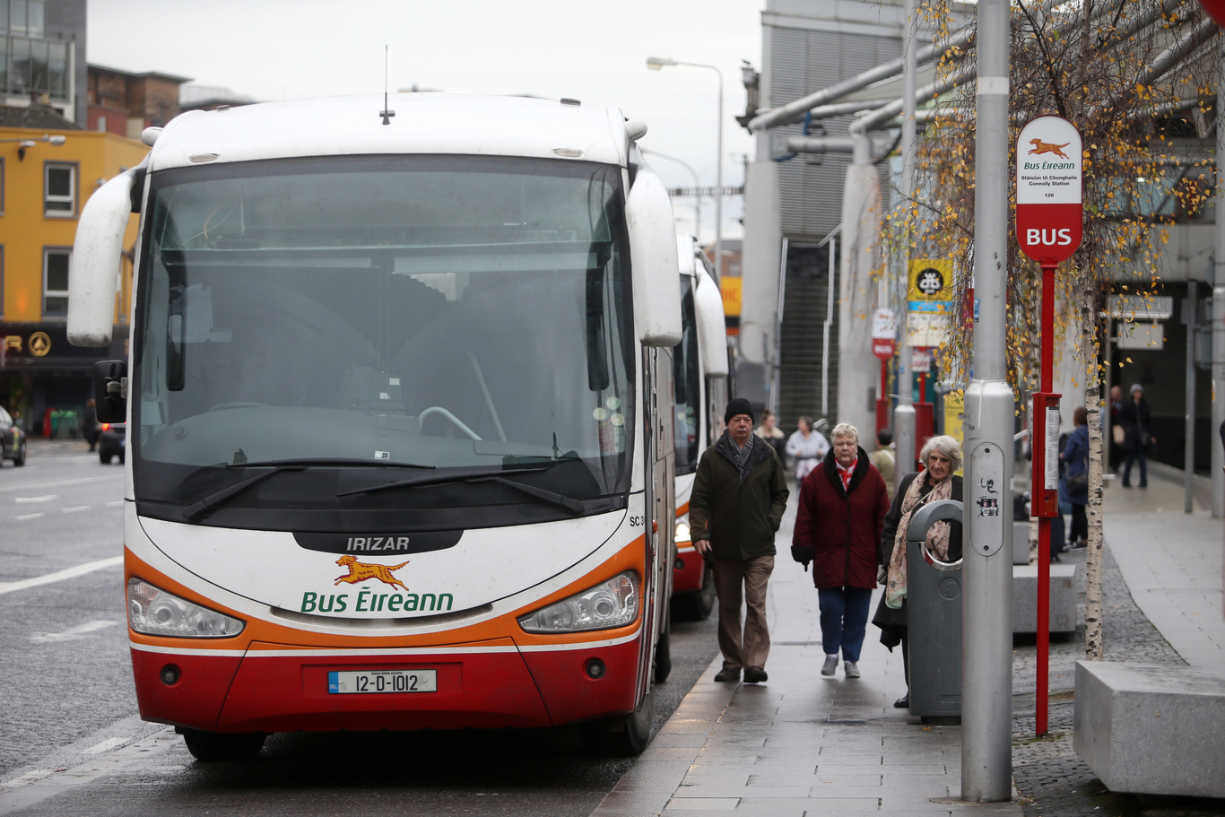 Poll: Should the government let Bus Éireann fail? - Fora