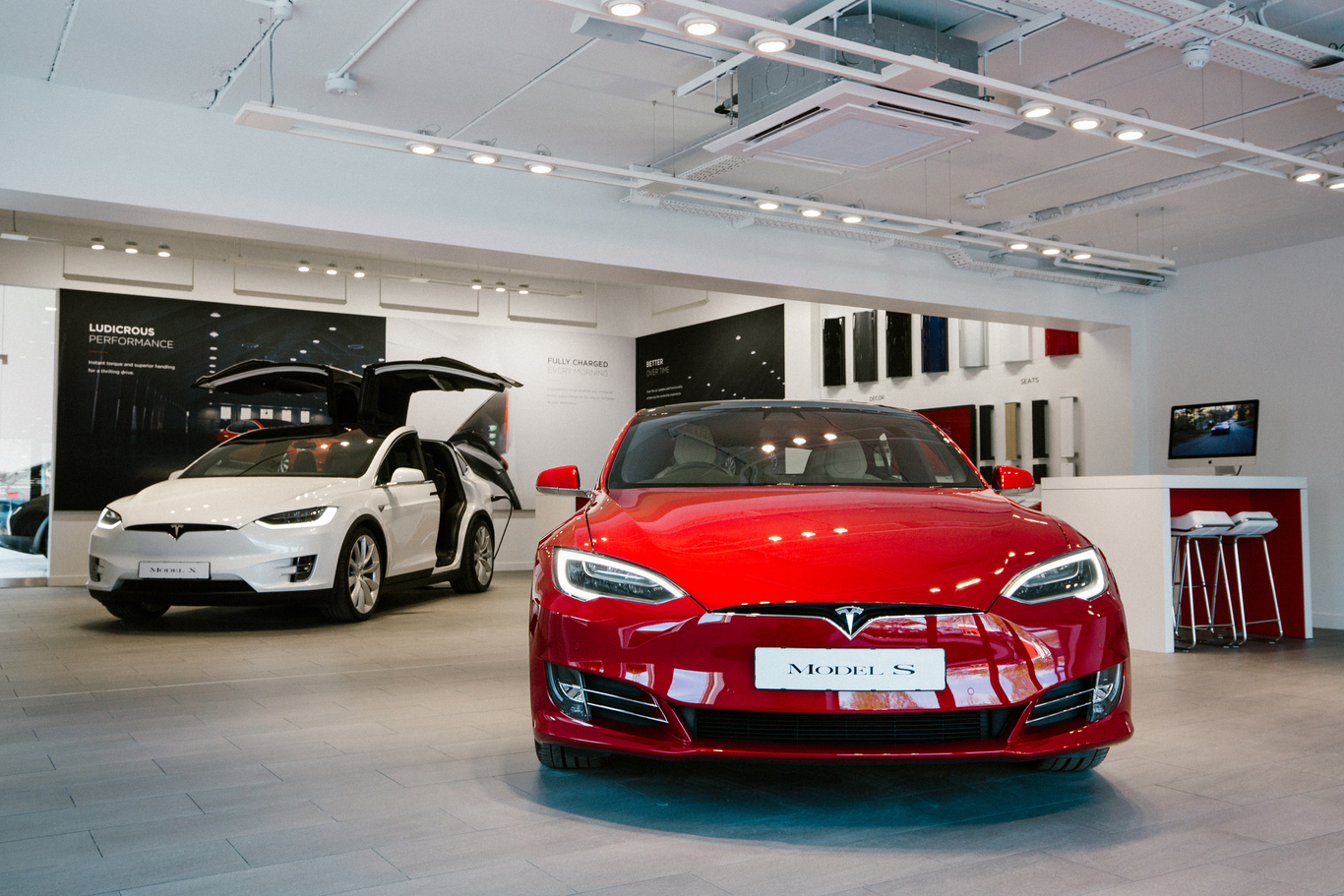 Tesla Has Opened Its First Irish Showroom But Buyers May Wait Four