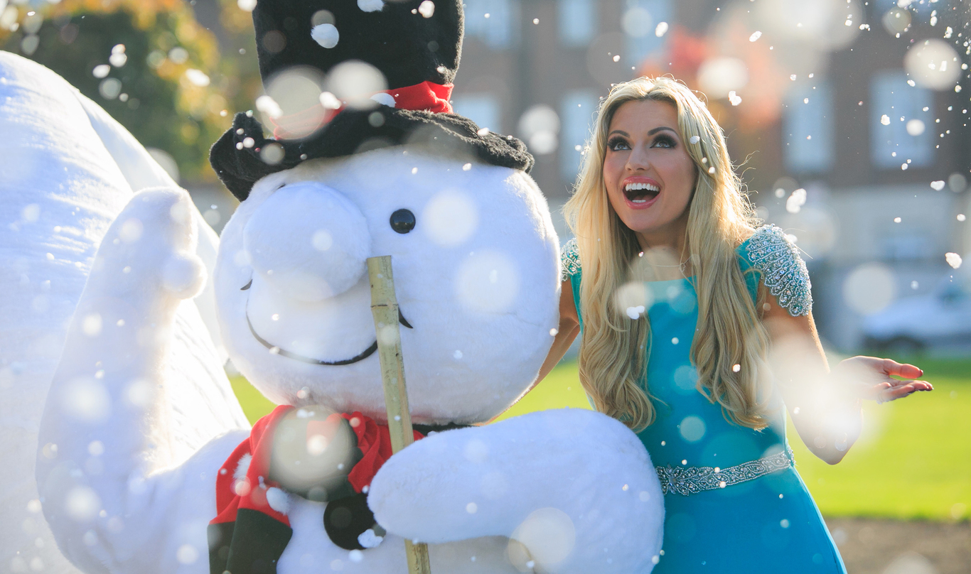 Image result for A long-running feud over Malahide's Christmas Kingdom is destined for the courts