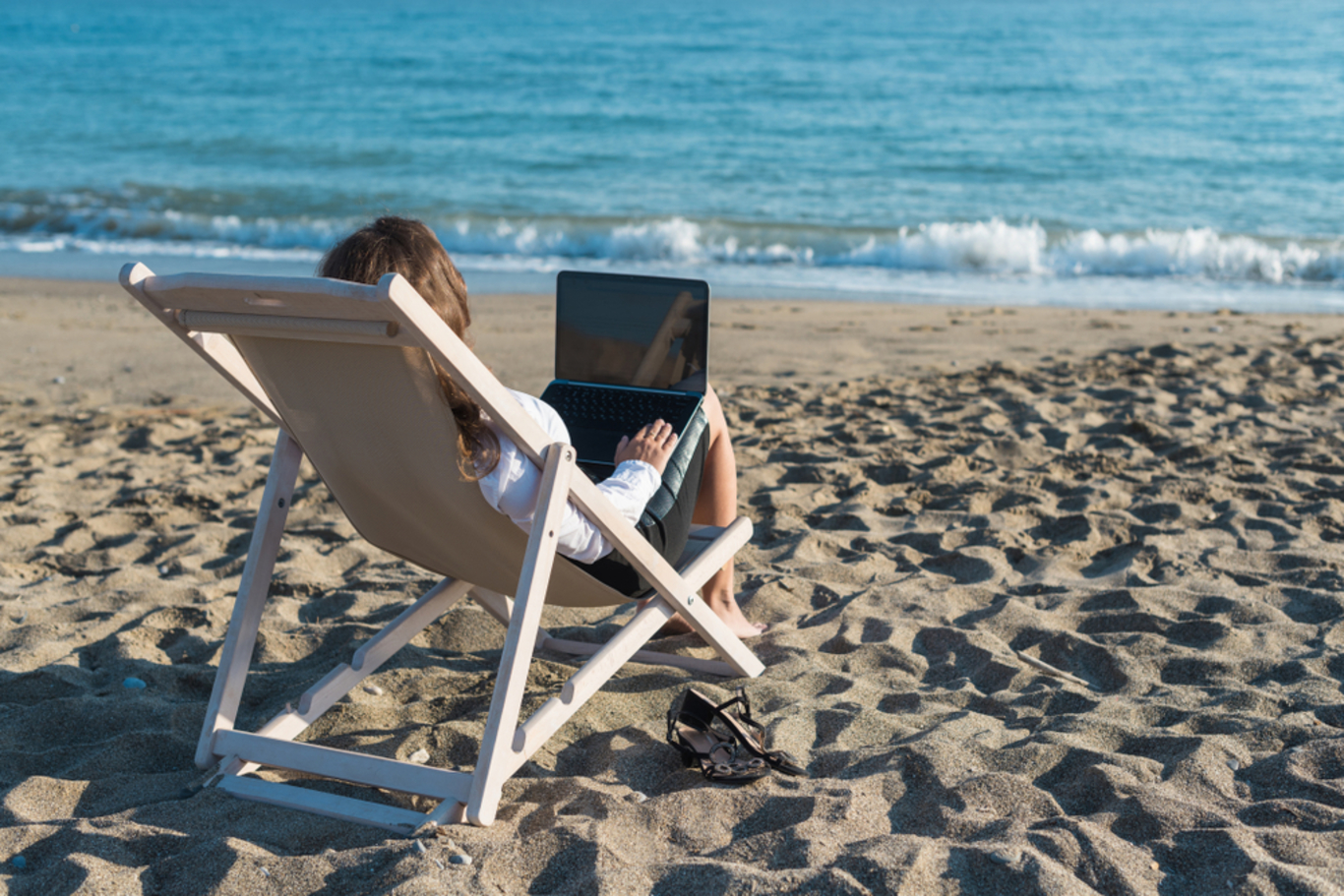 Poll do you check work emails while on holiday fora source shutterstock ftiare reheart Gallery