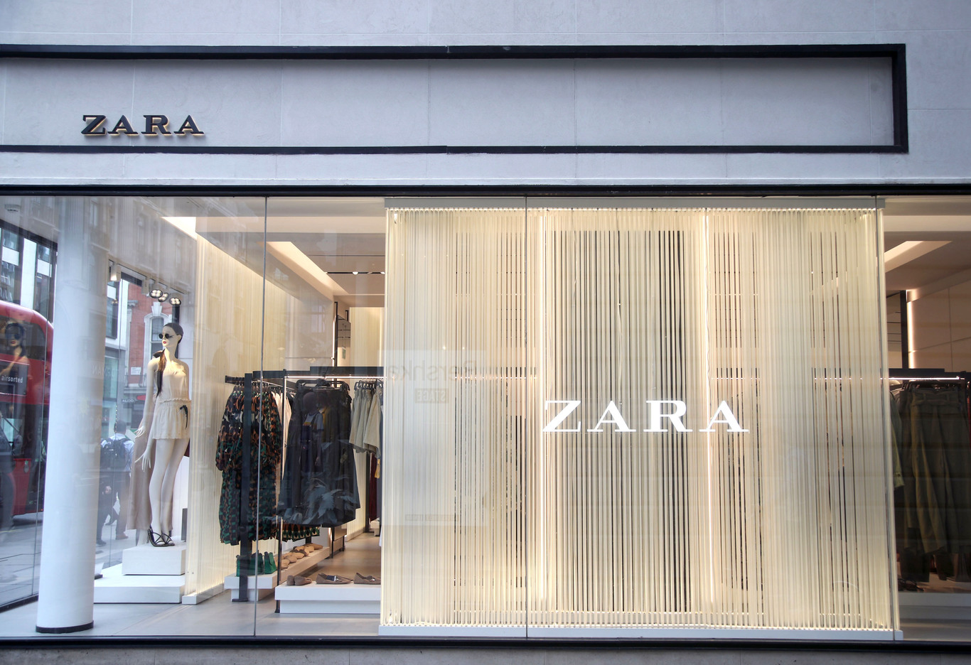 Zara's owner is shuttering an Irish operation used to handle