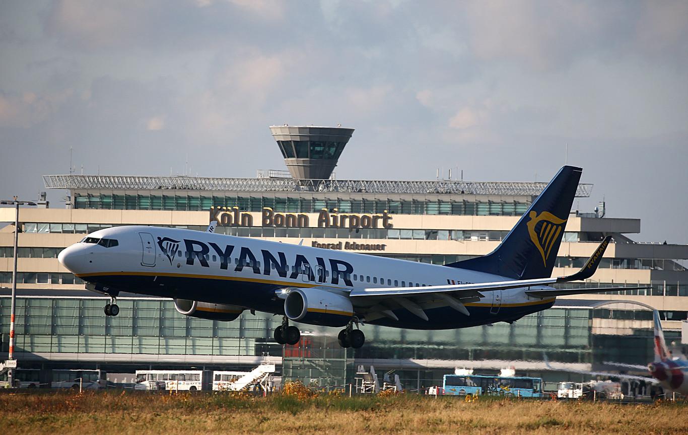 Ryanair Flughafen Köln